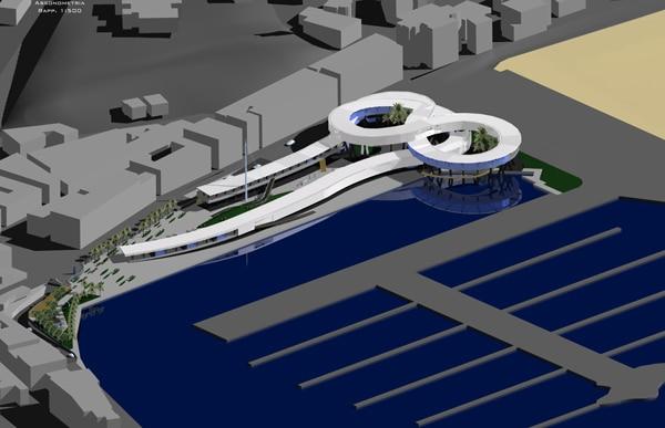Porto di Anzio – Riqualificazione